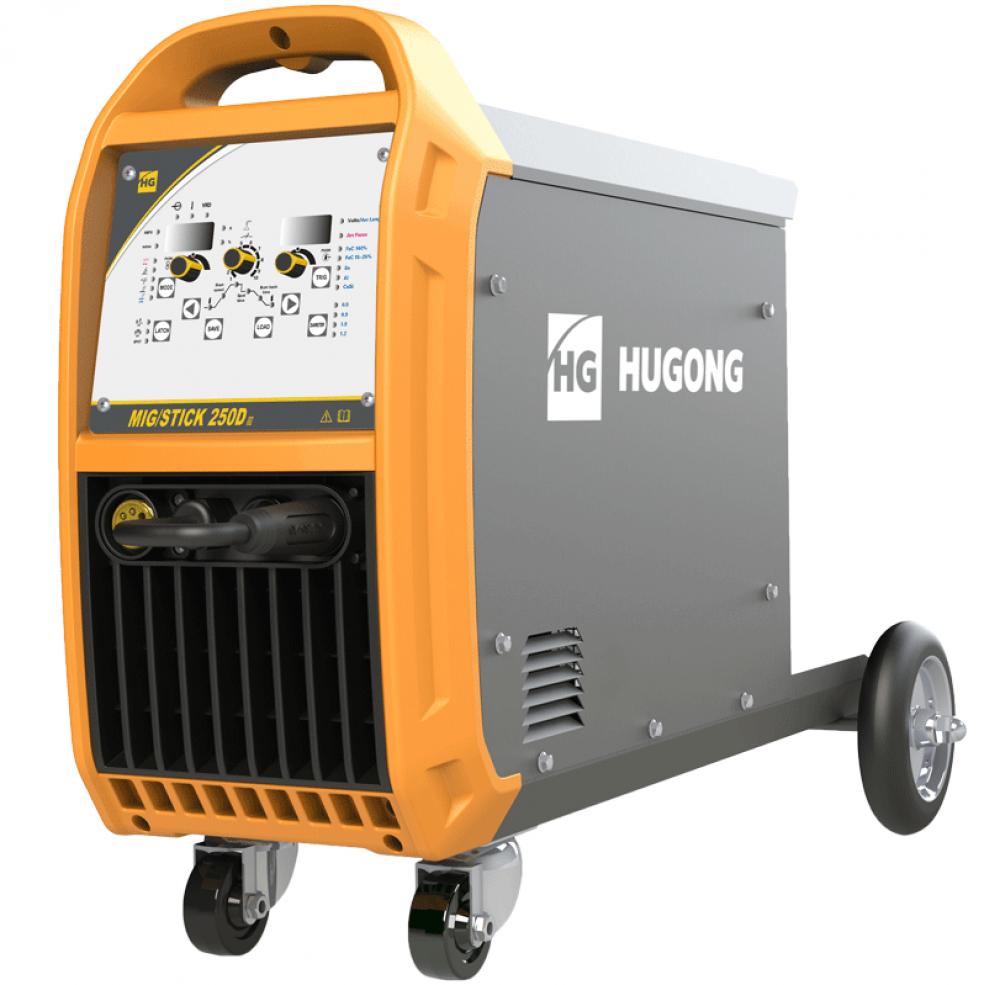 HUGONG MIG/STICK 250D III