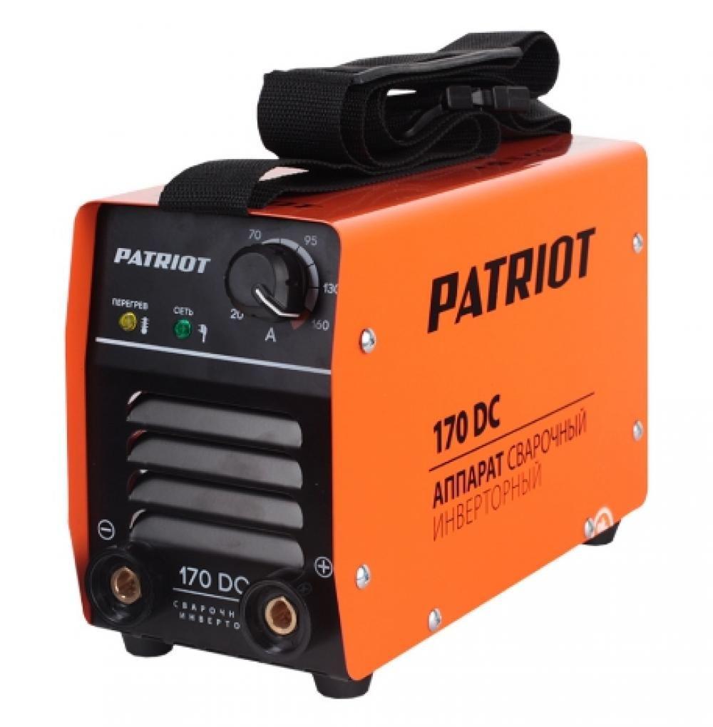 Patriot 170DC MMA