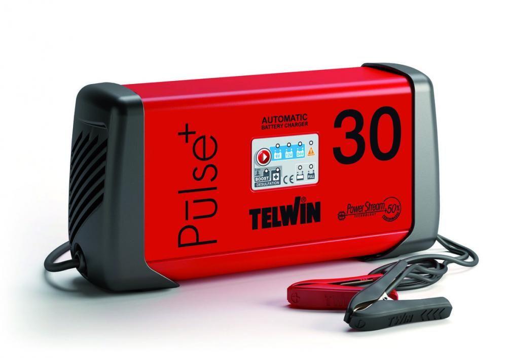 Telwin Pulse 30 230V 6V/12V/24V