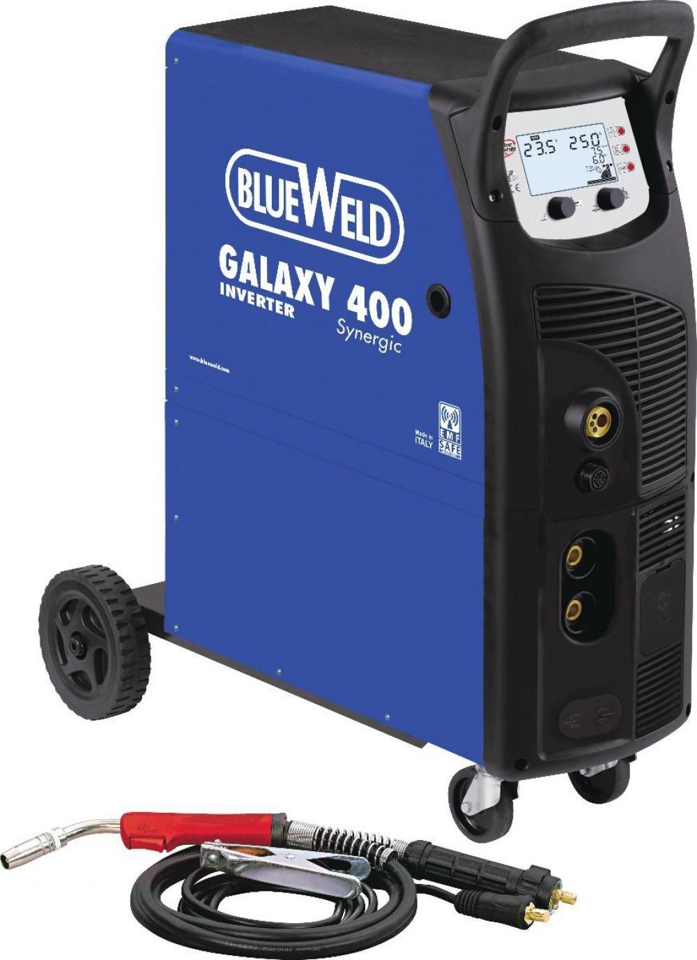 Blueweld Galaxy 400 Synergic