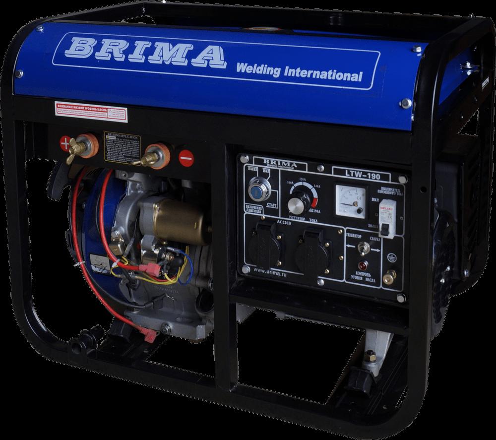Brima LTW190