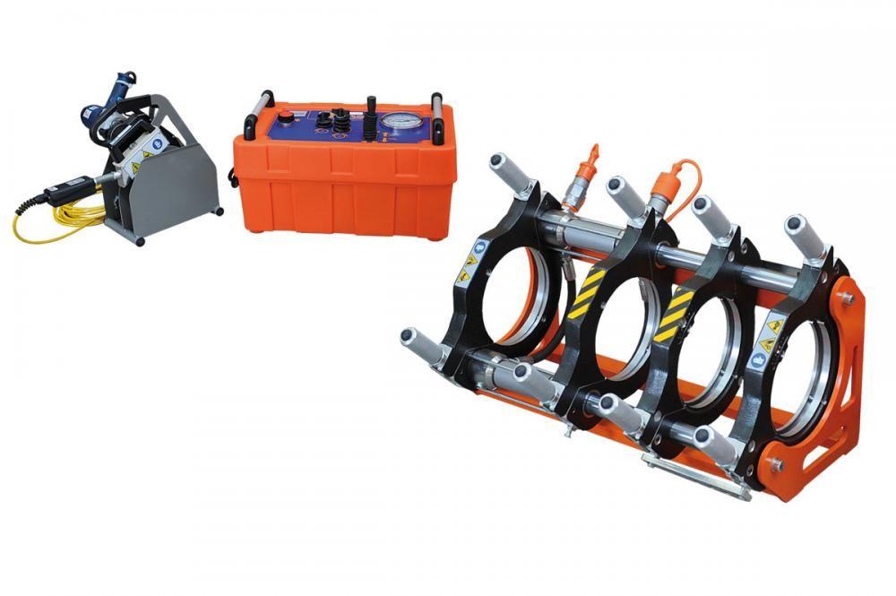 RITMO Basic 250 с полный комплектом вкладышей от 75 мм до 225 мм