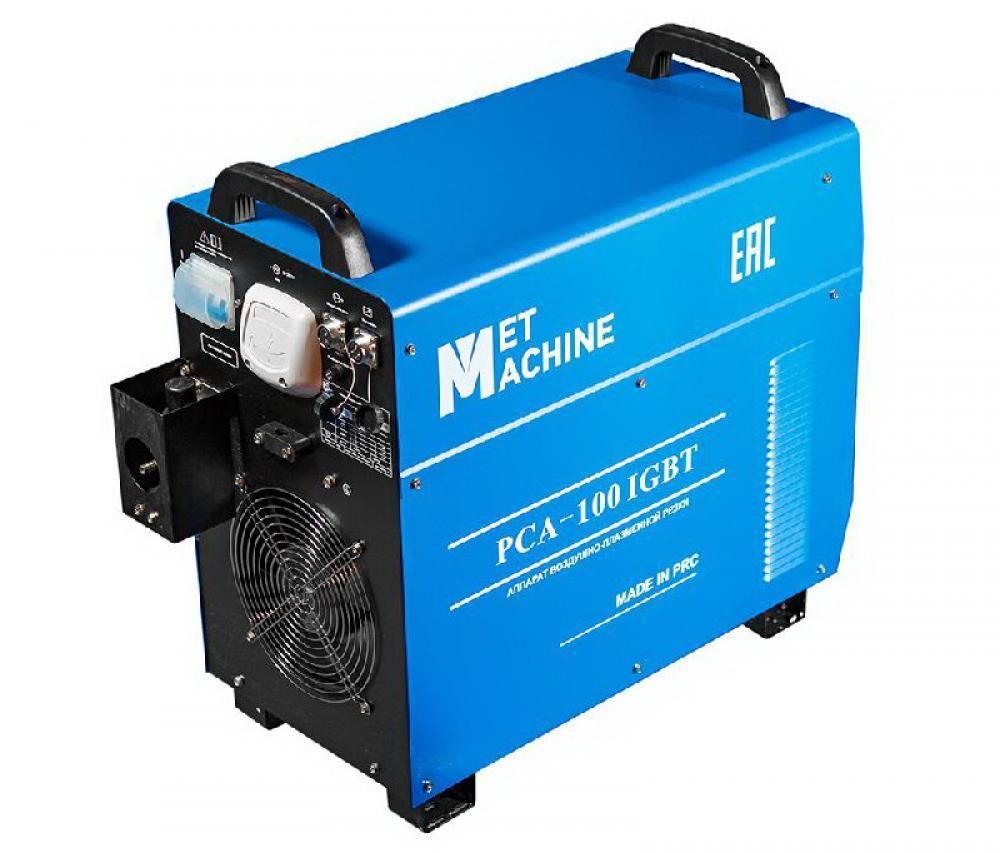 MetMachine PCA-100 IGBT