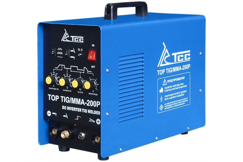 ТСС TOP TIG/MMA-200P