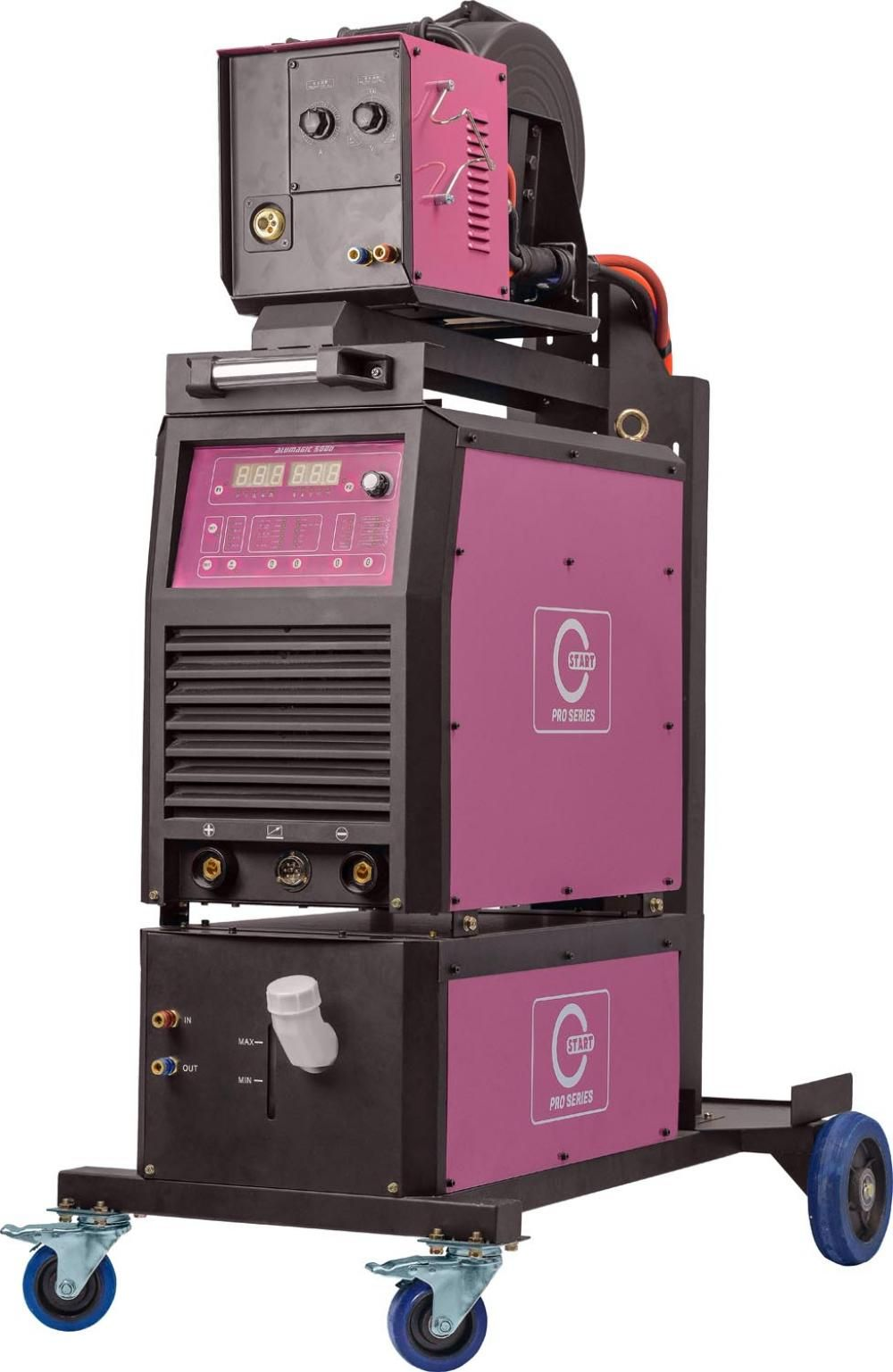 START PRO Alumagic 5000 MIG + ММА без сварочной горелки