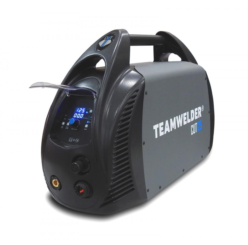Teamwelder Cut 125