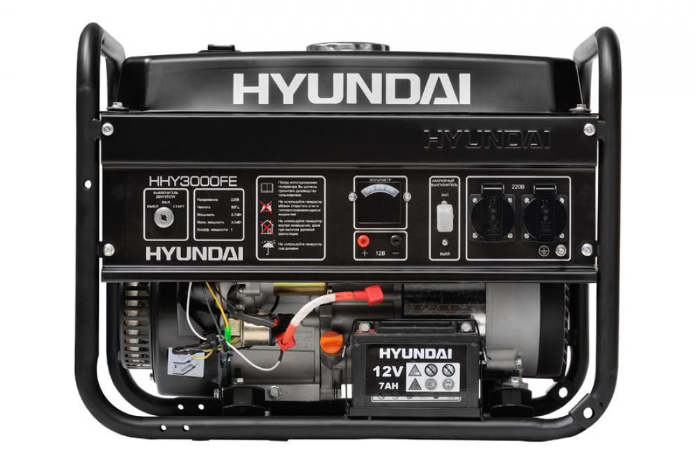 Hyundai HHY 3000 FE