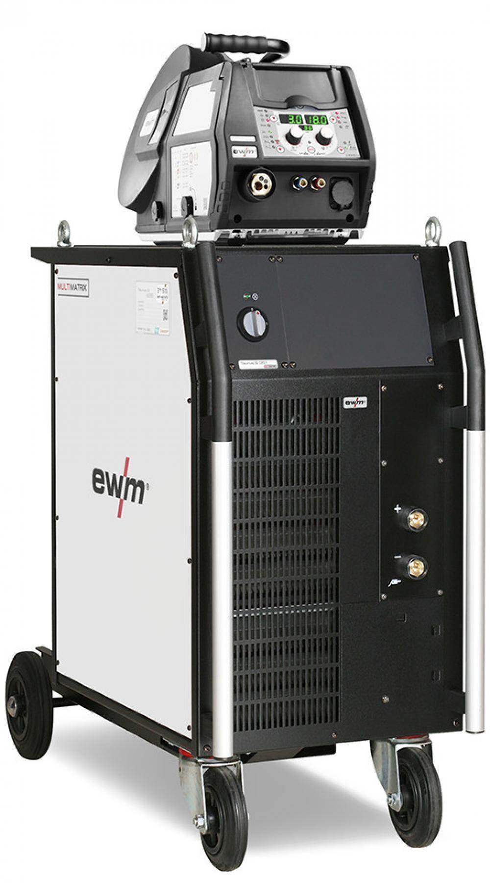 EWM TAURUS 351 DG SYNERGIC S MM с плавной регулировкой