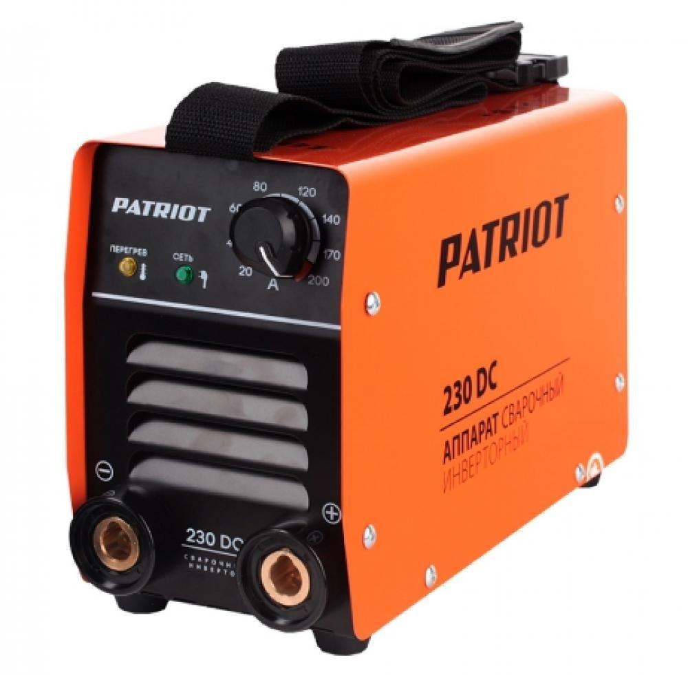 Patriot 230DC MMA