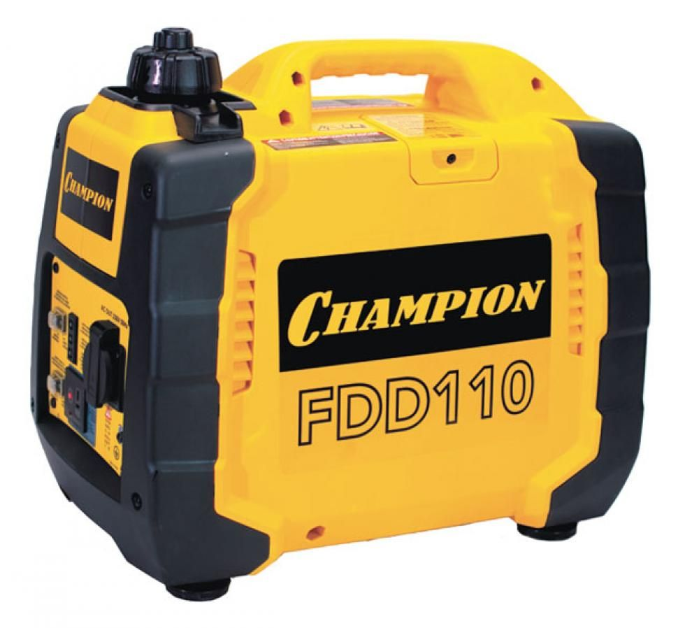 Champion FDD110MOTD