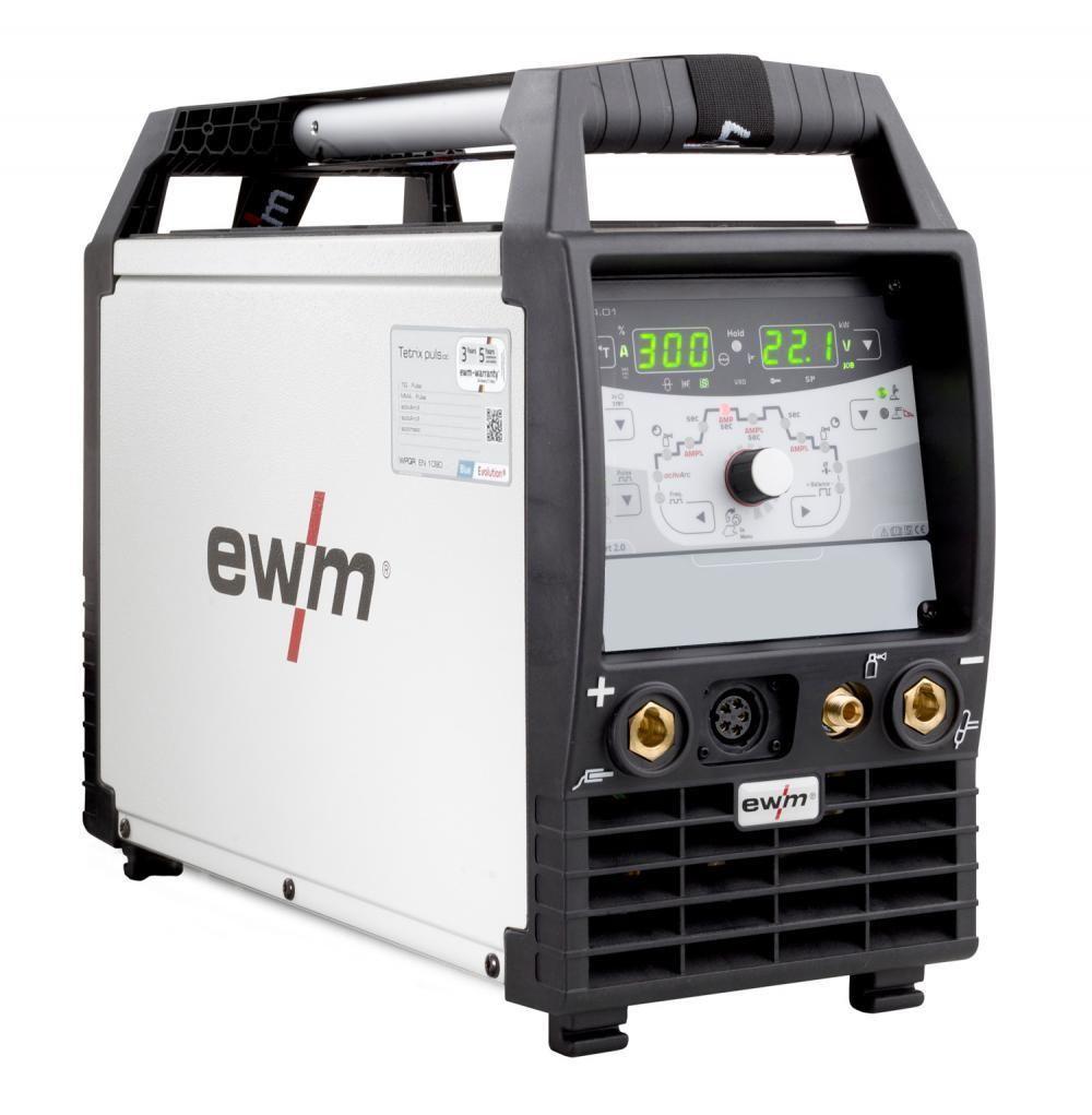 EWM TETRIX 300 COMFORT 2.0 activArc 8P TM