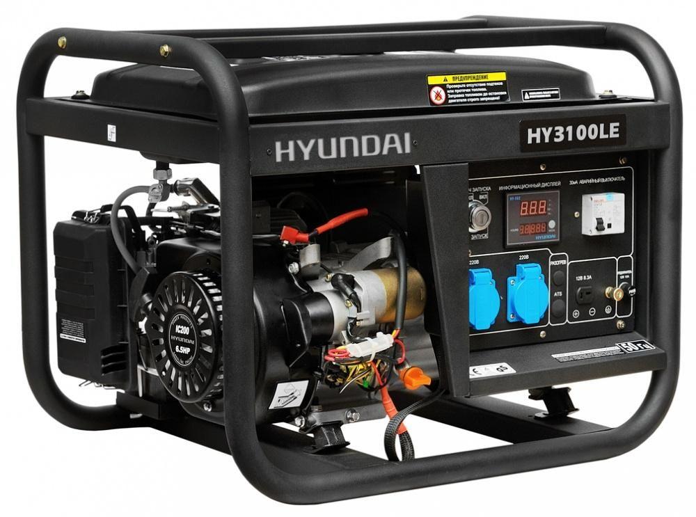 Hyundai HY 3100 LE