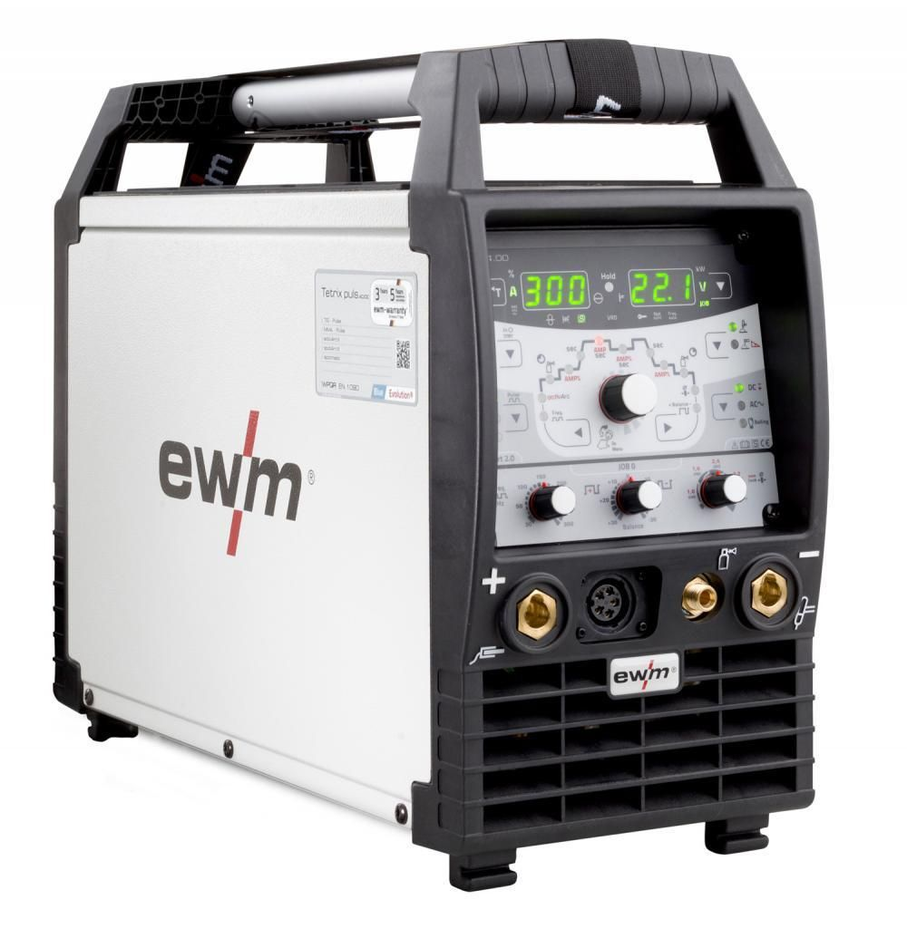 EWM Tetrix 300 AC/DC Comfort 2.0 activArc 5P TGD