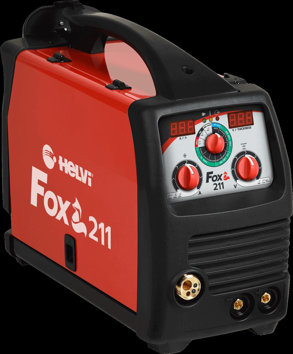 Helvi FOX 211 DIGITAL