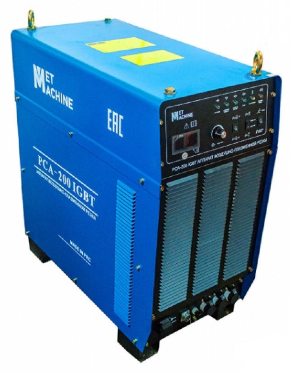 MetMachine PCA-200 IGBT