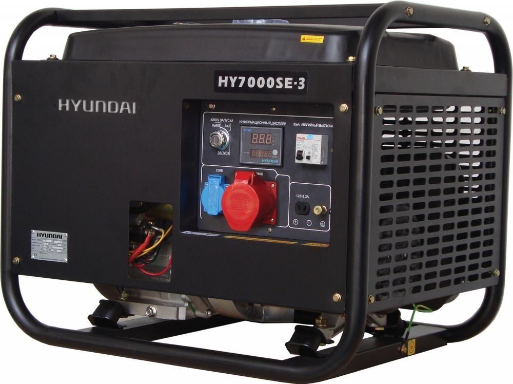 Hyundai HY 7000 SE-3