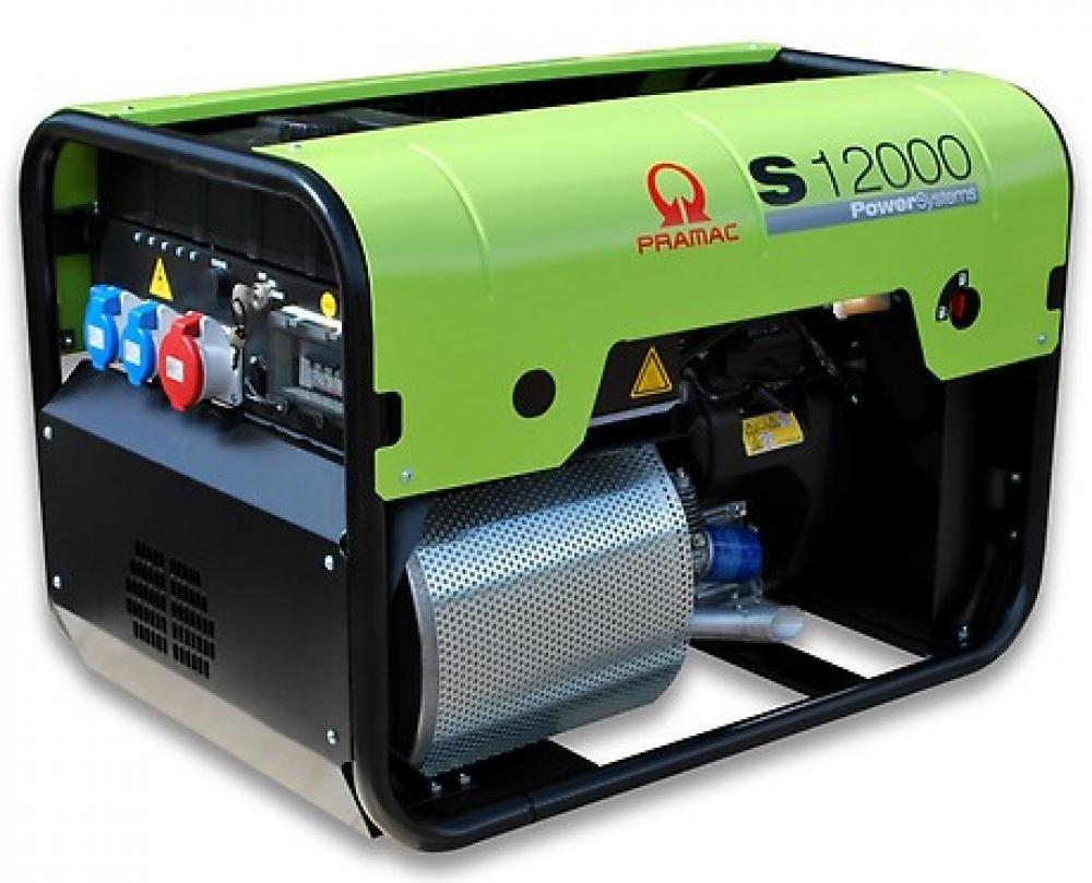 Pramac S12000t
