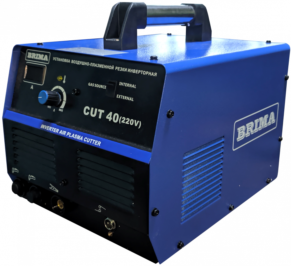 Brima CUT-40 с компрессором