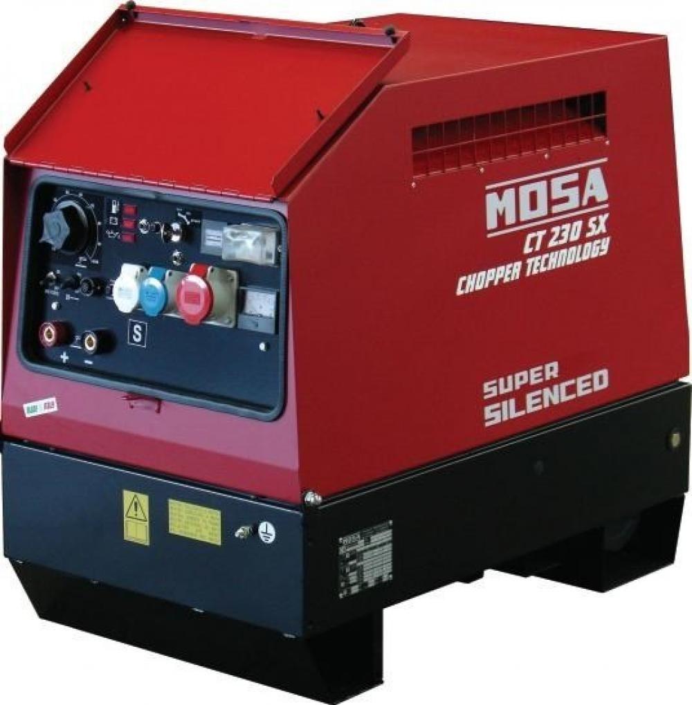 MOSA CS 230 YSX CC/CV