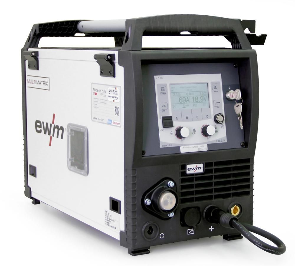 EWM PHOENIX 355 EXPERT 2.0 MM TKM
