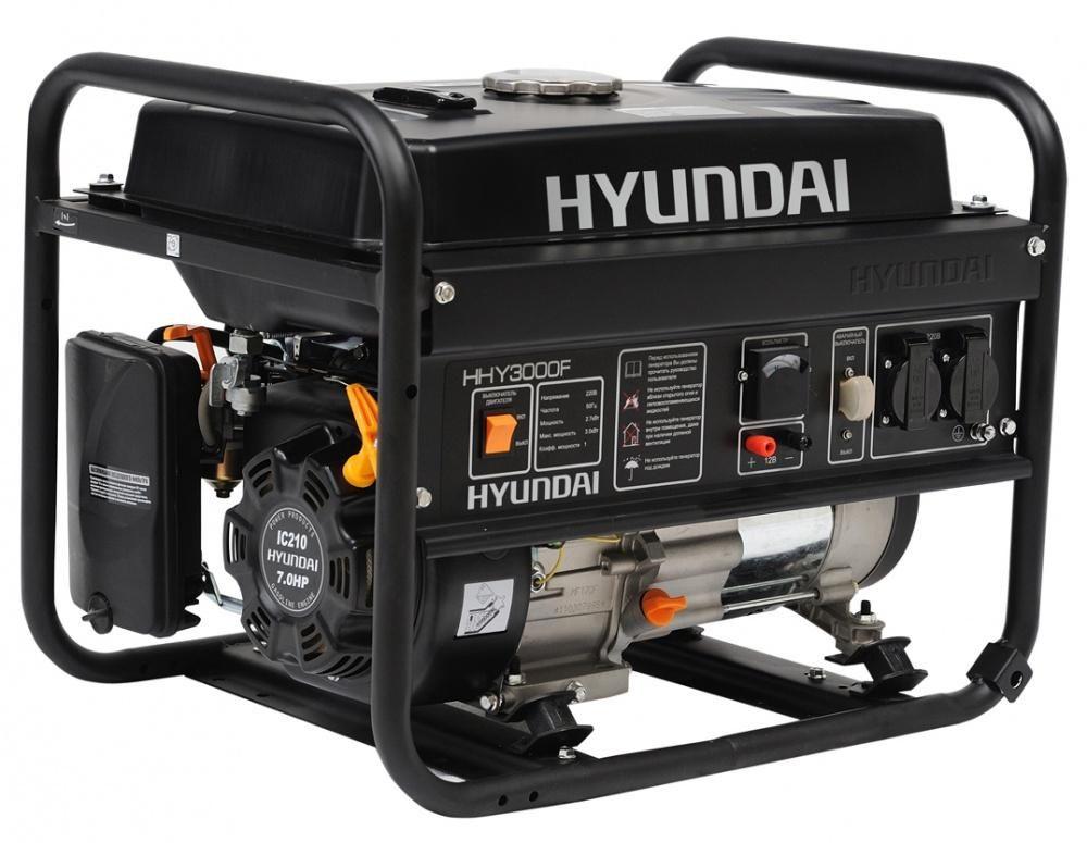 Hyundai HHY 3000 F