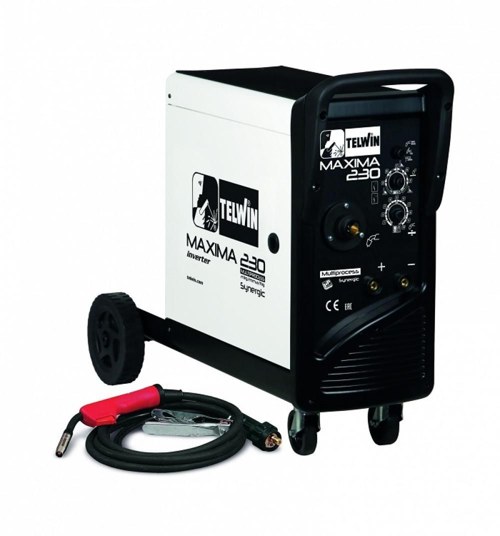 Telwin MAXIMA 230 SYNERGIC 230V