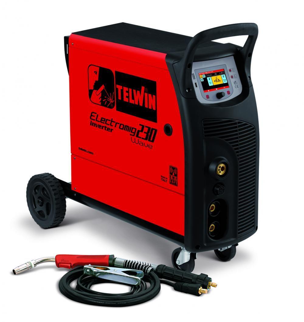 Telwin ELECTROMIG 230 WAVE 400V