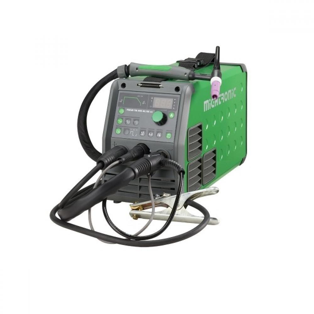 Migatronic FOCUS TIG 200 AC/DC HP PFC