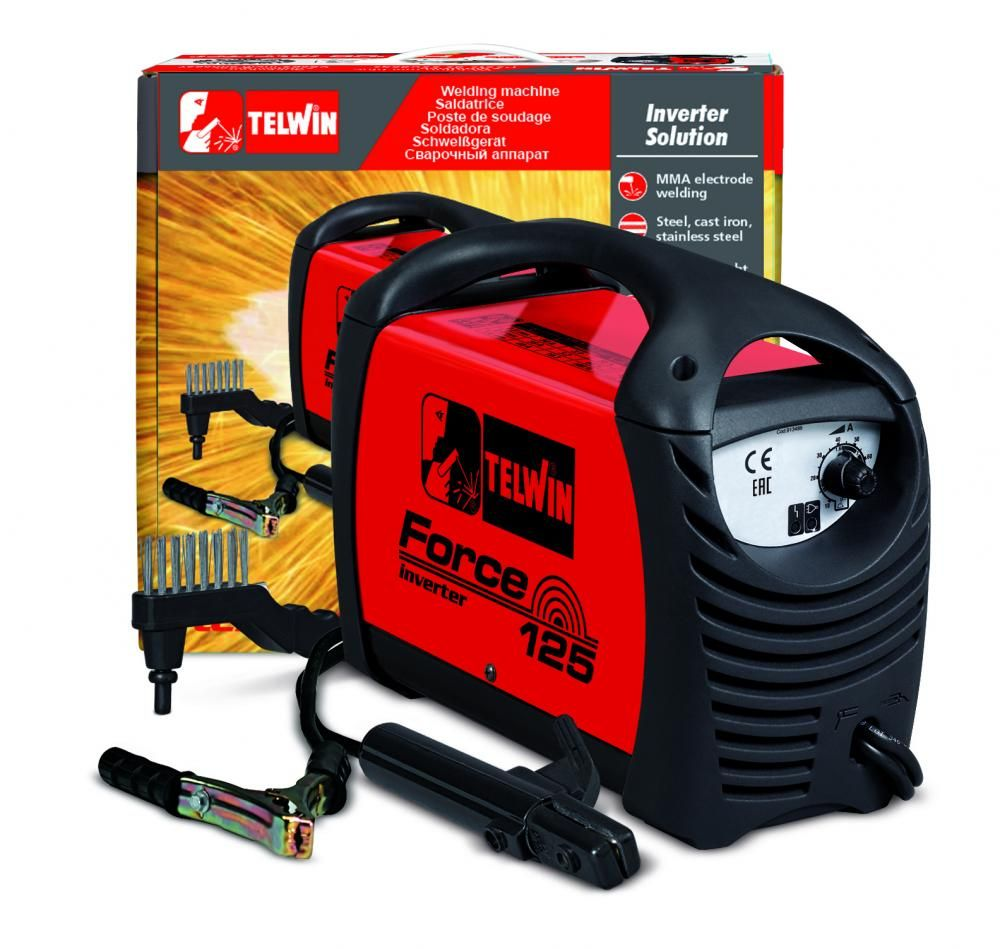 Telwin FORCE 125 230V ACD