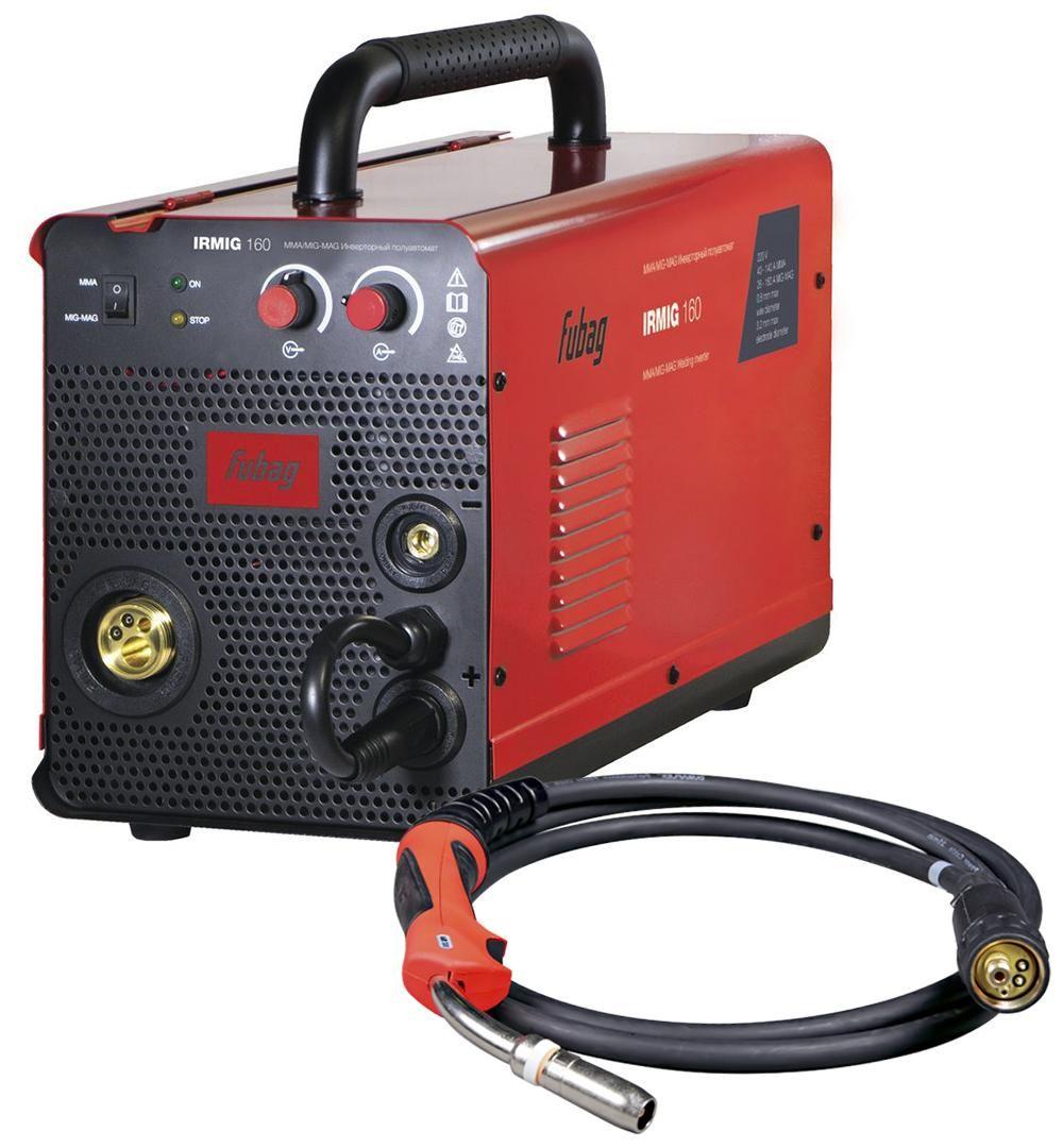 Fubag Irmig 160 с горелкой FB 150 3м