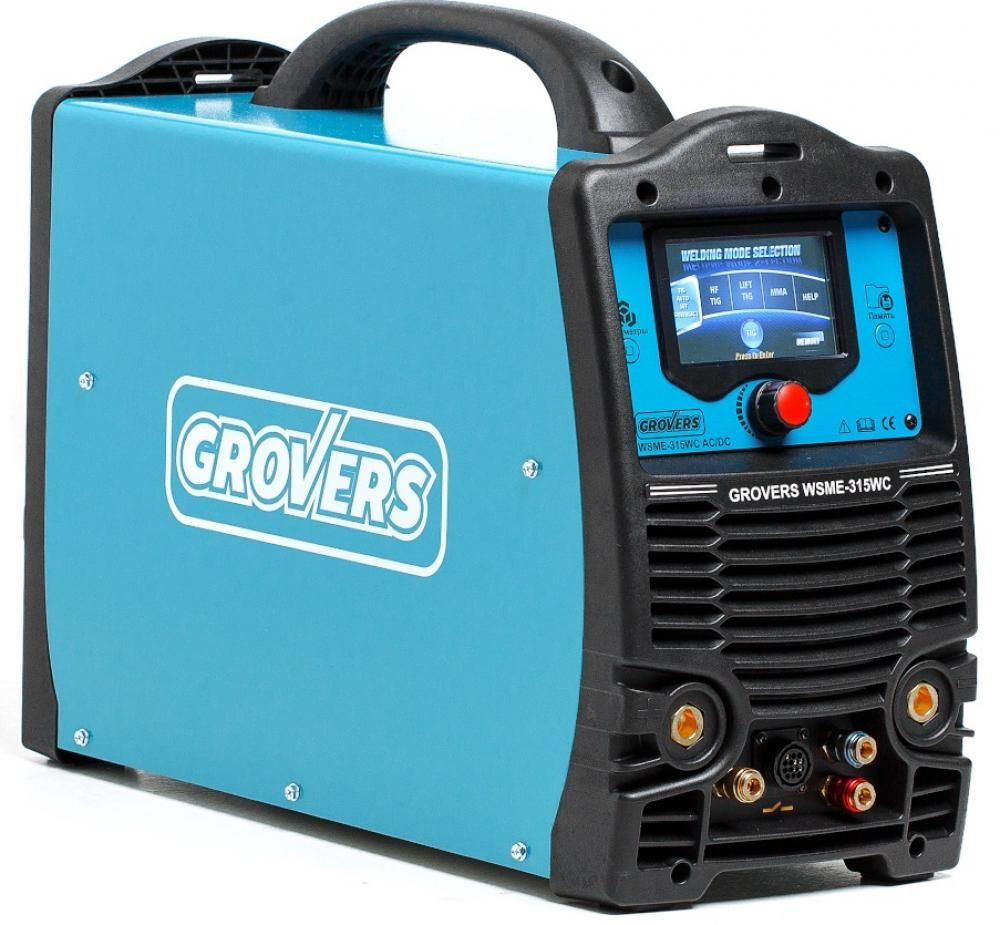 Grovers WSME 315WC AC DC Pulse (LCD)