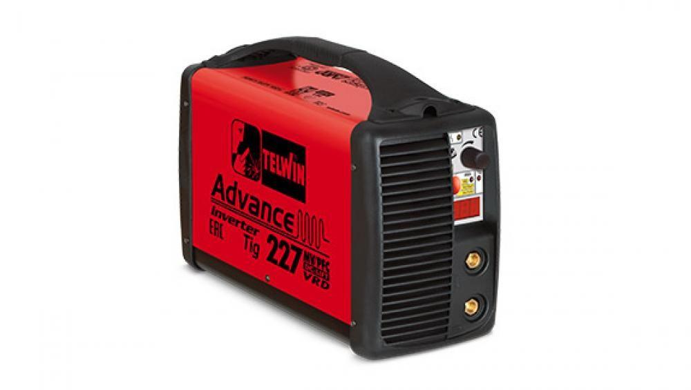 Telwin ADVANCE 227MV/PFC TIGDC-LIFT100-240V+ACX