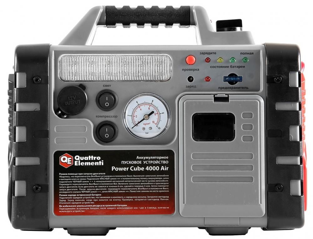 Quattro Elementi PowerBox 4000