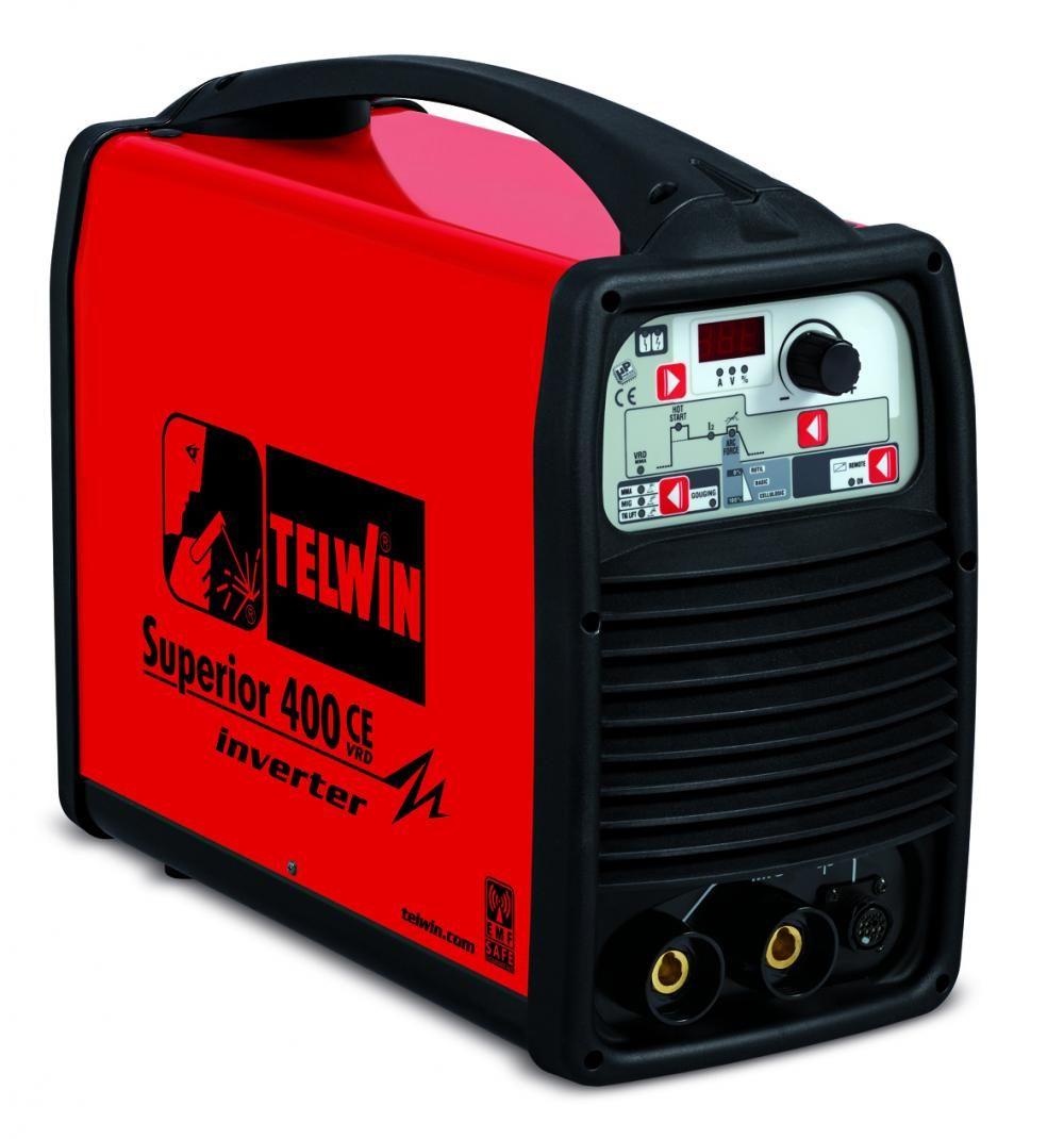 Telwin SUPERIOR 400 CE VRD 400V