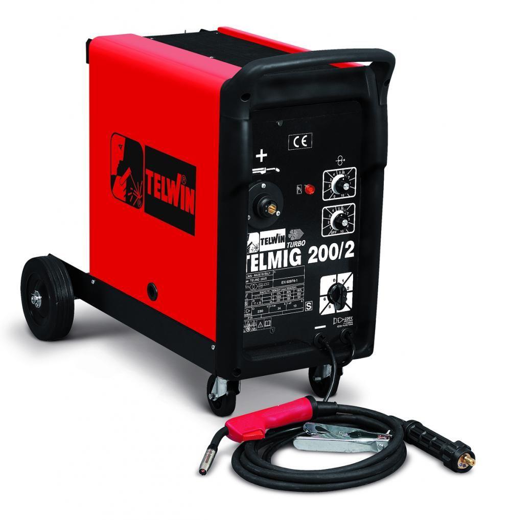 Telwin TELMIG 200/2 TURBO 230V