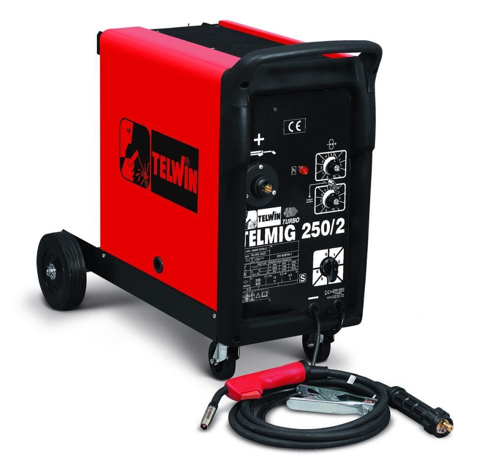 Telwin TELMIG 250/2 TURBO 400V