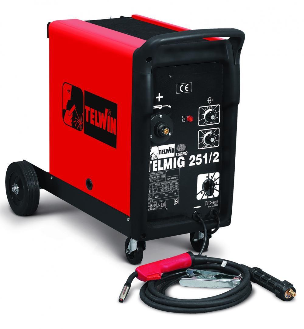 Telwin TELMIG 251/2 TURBO 230V