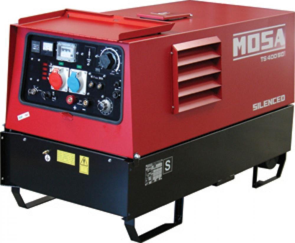 MOSA TS 400 KSX EL