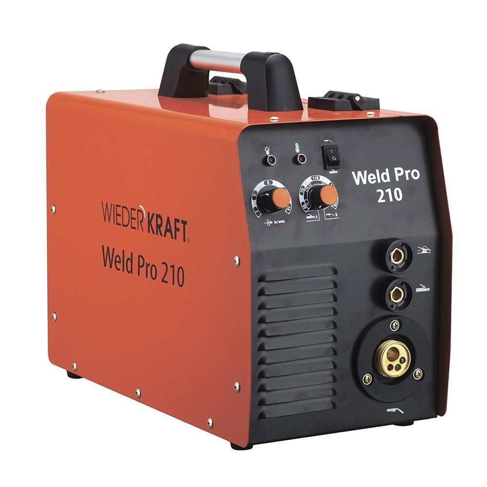 Wiederkraft WeldPro 210