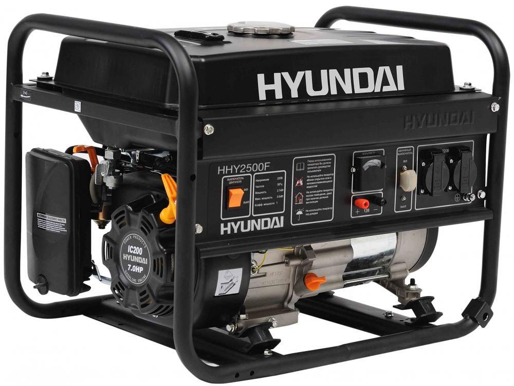 Hyundai HHY 2500 F