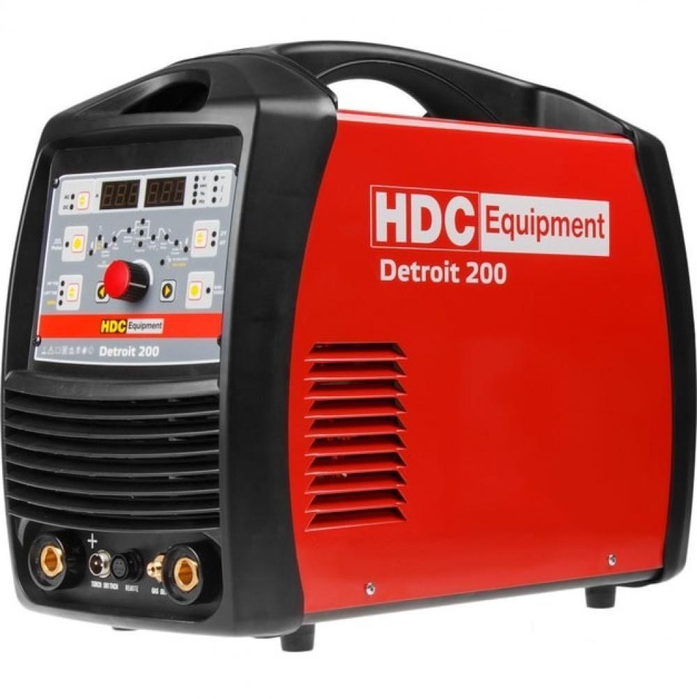 HDC Detroit 200