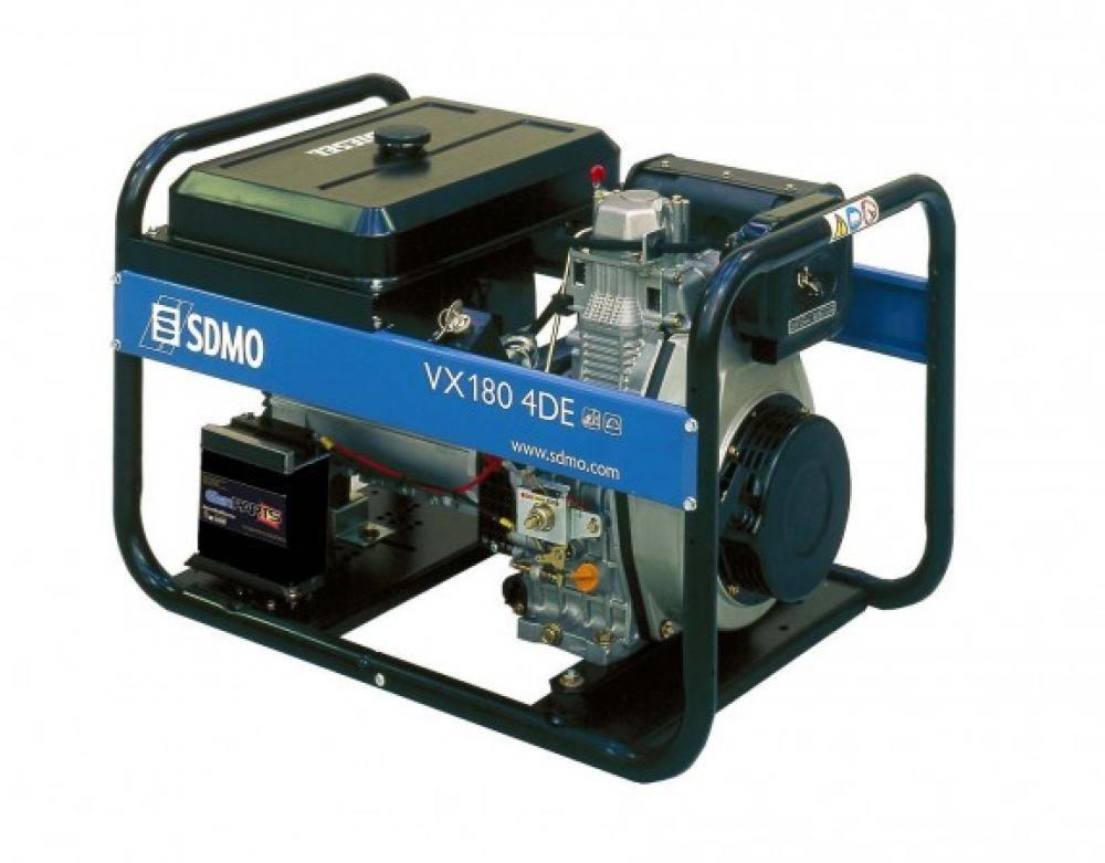 SDMO VX 180/4 DE