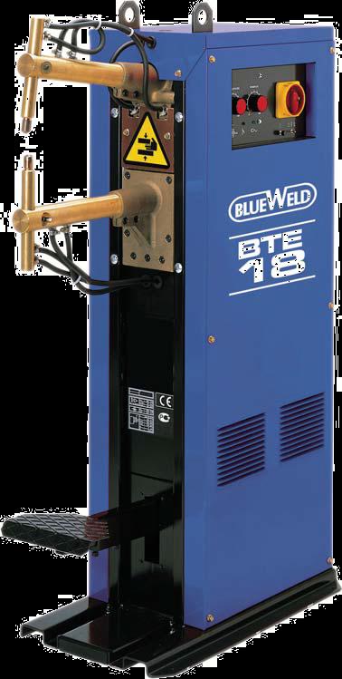 Blueweld ВТЕ 18 LCD