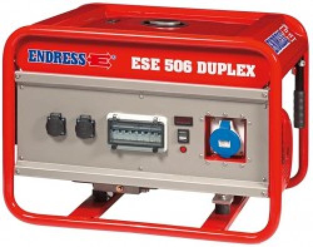 Endress ESE 506 HG-GT Duplex Honda