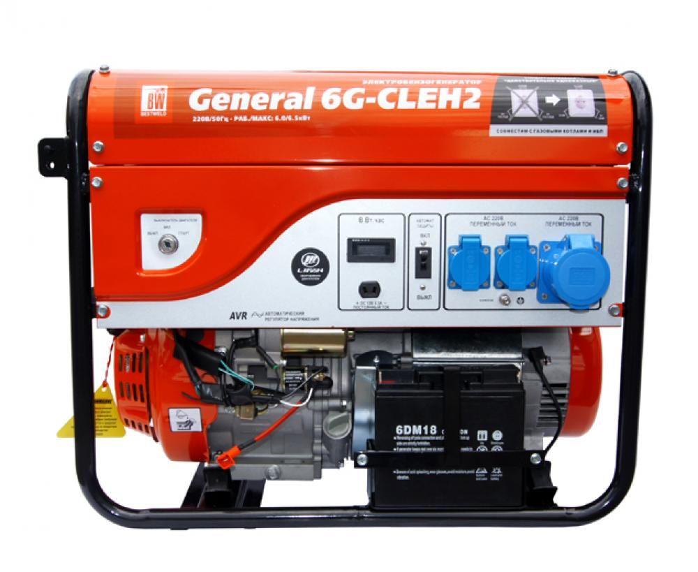 BestWeld General 6G-CLEH2