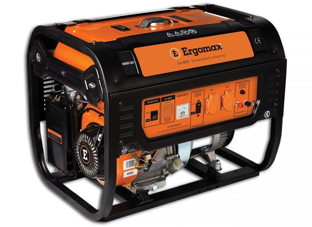 Ergomax GA-7400E