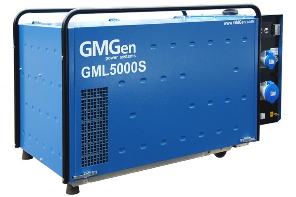 GMGen Power Systems GMH5000S