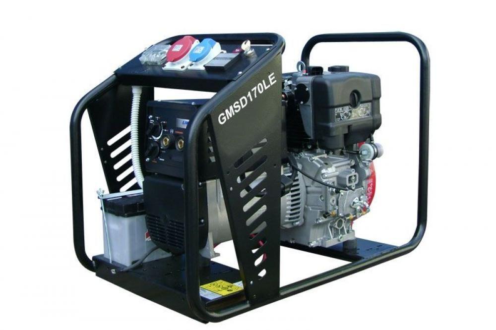GMGen Power Systems GMSD170LE