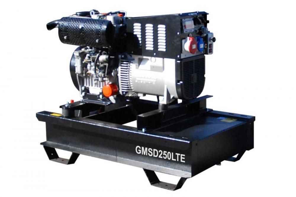 GMGen Power Systems GMSD250LTE