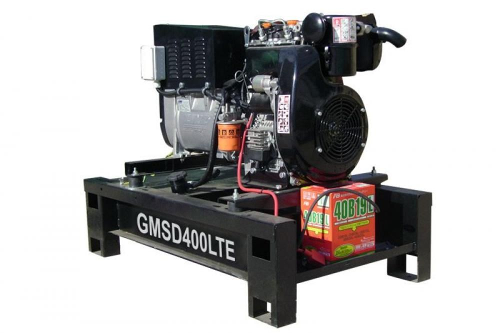 GMGen Power Systems GMSD400LTE